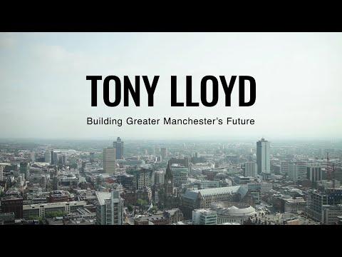 Tony Lloyd for Mayor of Greater Manchester