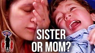 Teen Girls Raise Their Younger Siblings | Supernanny