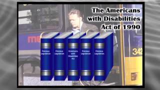 Foundations of the ADA/Section 504