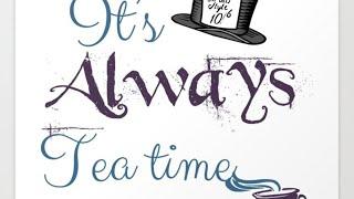 Tea Time ☕ Unboxings \u0026 Giveaways! 💕💜💚