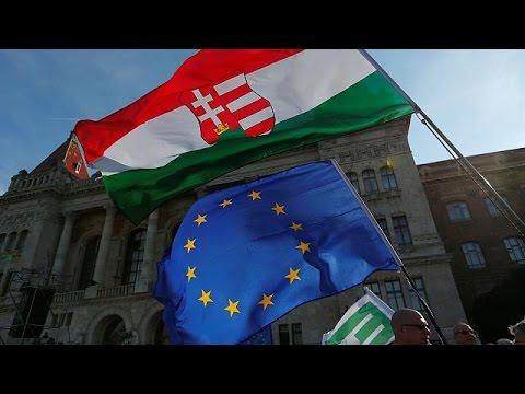 euronews (deutsch): Ungarn: Protest gegen die Regierung