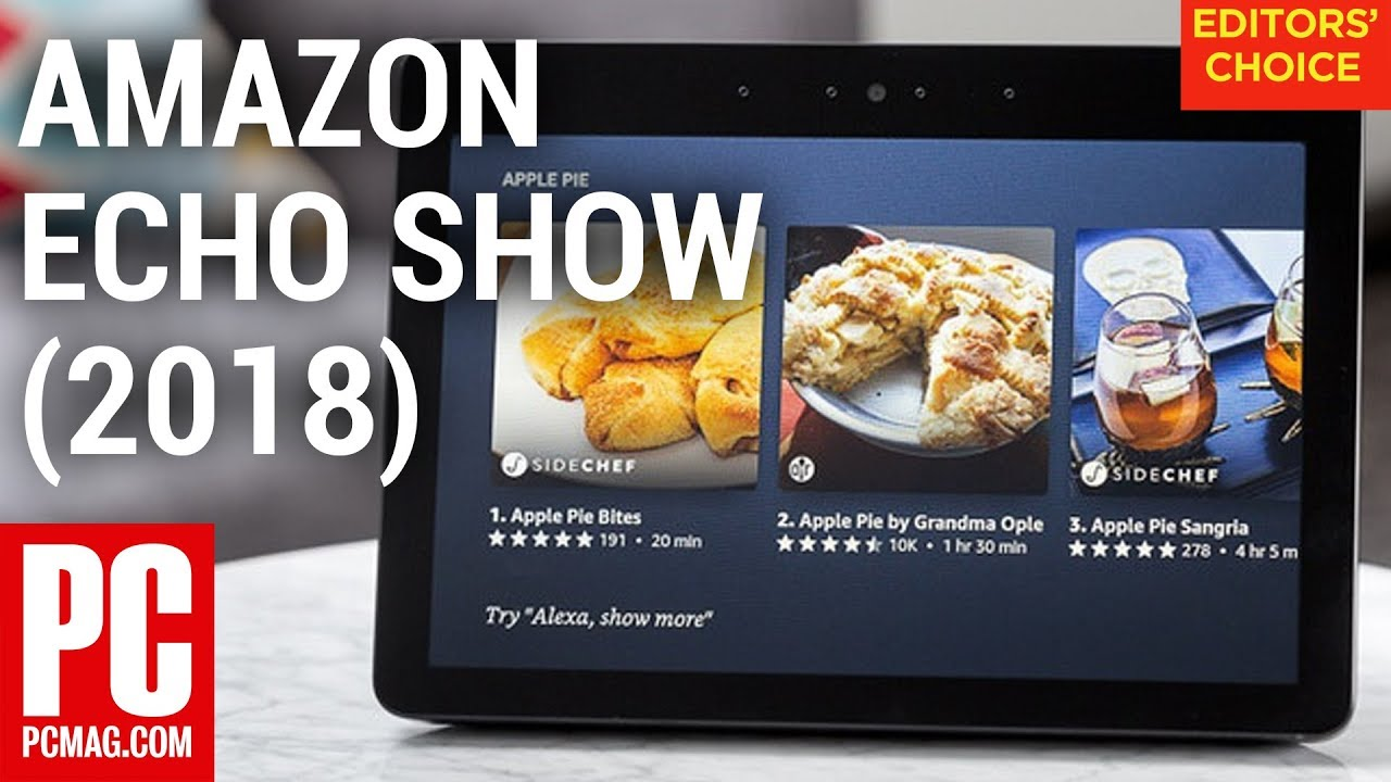 Amazon Echo Show 2018 Review Youtube