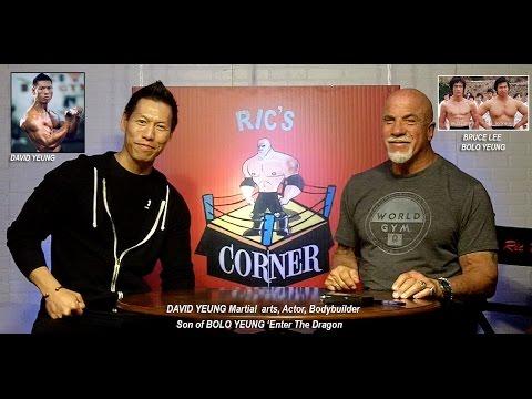 DAVID YEUNG Martial Arts, Actor, Bodybuilder - YouTube