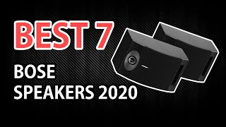BEST BOSE SPEAKER! 2020 | Tech…