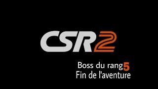 Video On bat les boss du rang 5 dans CSR Racing 2 (fin) download MP3, 3GP, MP4, WEBM, AVI, FLV Juli 2018