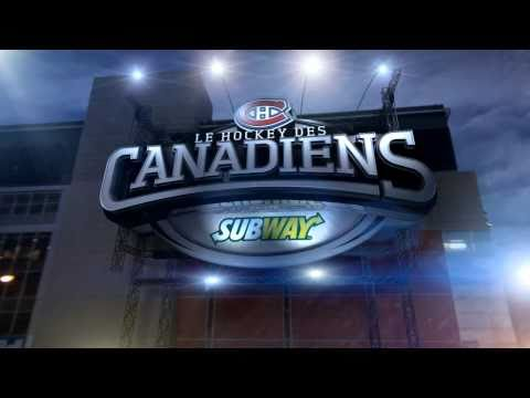Intro du Hockey des Canadiens