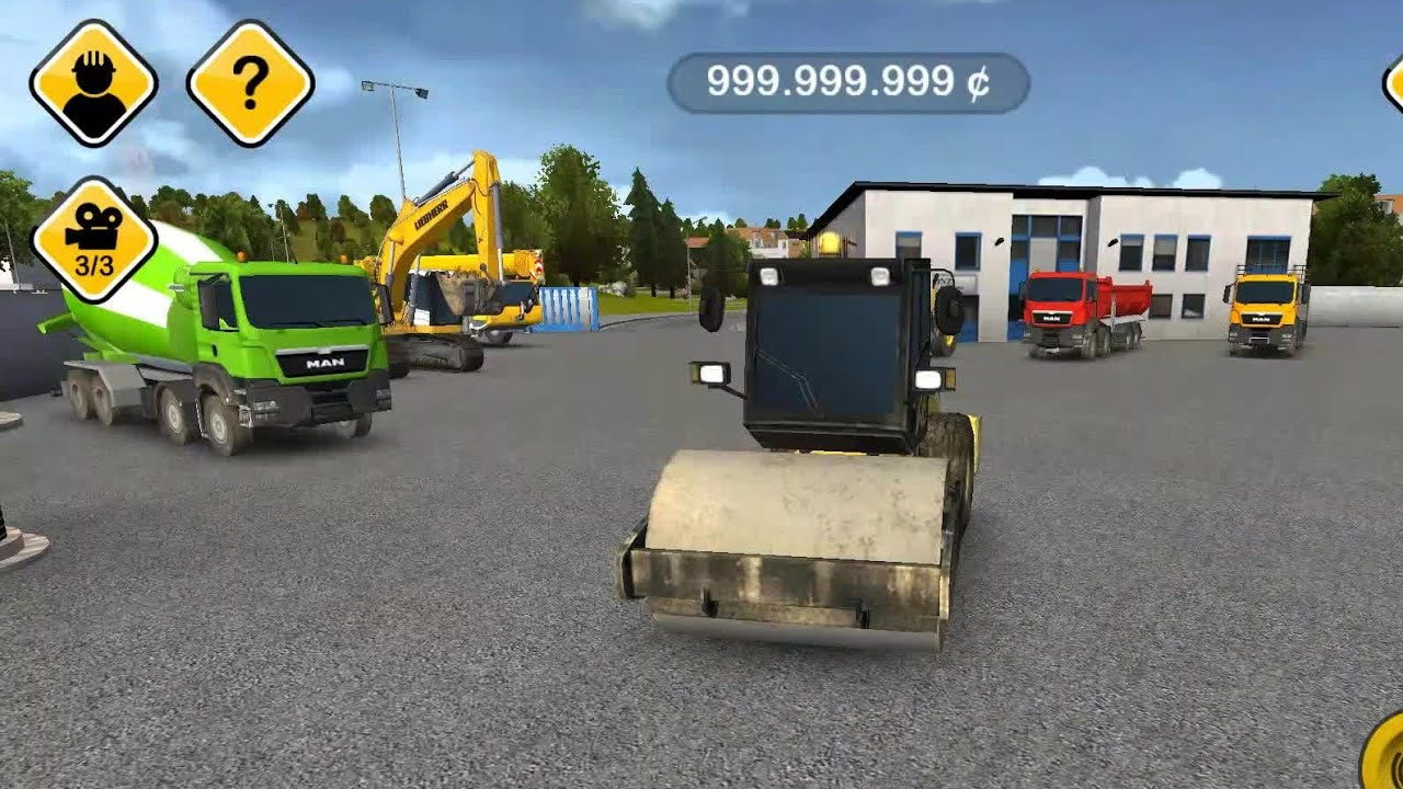 Construction Simulator 2014 MOD Unlimited money