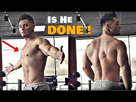 mr olympia jeremy buendia lost all his gains is he done youtube