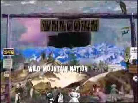 Blitzen Trapper - Wild Mountain Nation (OFFICIAL VIDEO)