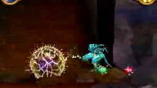 The Legend of Spyro Dawn of the Dragon DS Gameplay.mpeg
