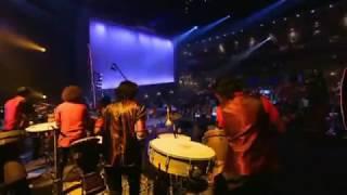 Kailash Kher Performing at GIMA 2011