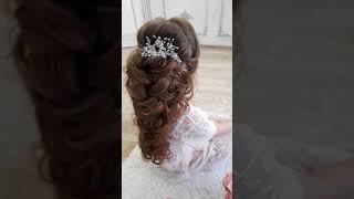 Свадебная прическа и макияж, Ольга Теплова