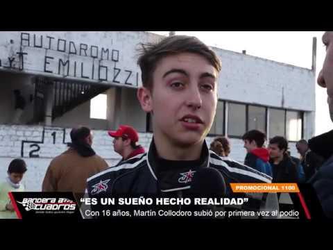 BAC 5º capítulo: tres años después volvió a ganar Macaluso