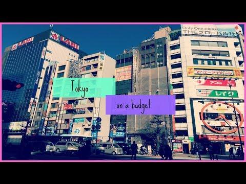 Budget Tokyo Tips!