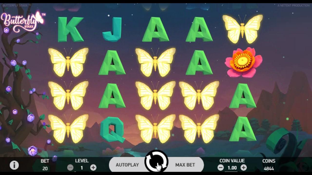 Игровые автоматы с бабочкой игровые аппараты 25 линий