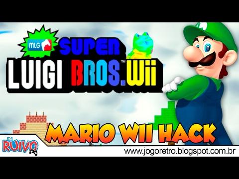 MLG Super Luigi Bros  (Wii) - Hack Download | GO GO Free Games