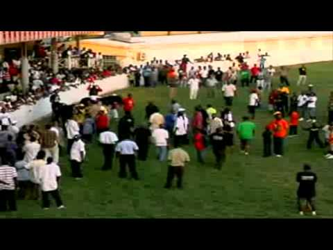 2009 Victor Chandler Stakes - John Brian & Areutalkintome (Dead Heat)  + Post Parade