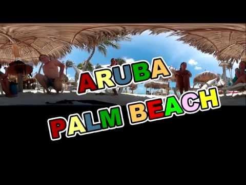 Aruba Palm Beach with Friends