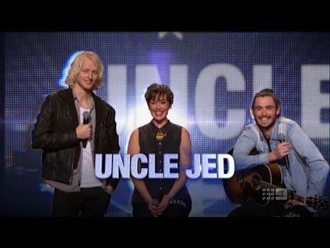 Uncle Jed - Australia's Got Talent 2013 Performances.