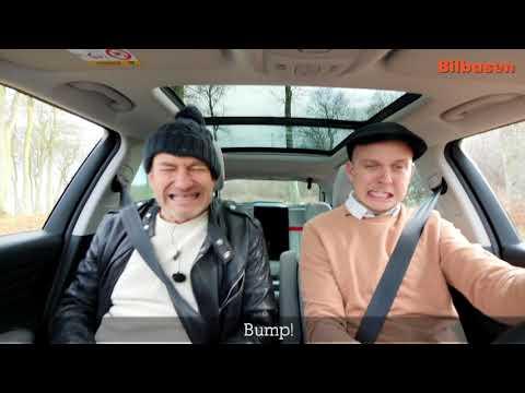 Av for pokker: Esben og Anders er onde ved en Citroën C3 Aircross