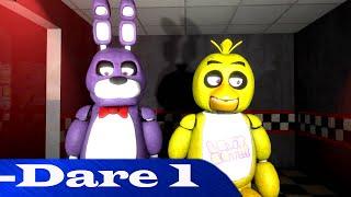 (Five Nights At Freddy's) - Dare 1 - Season 1 - (Español)(By Zero2zero 2)