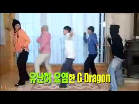 deasung BIGBANG nhảy abracadabra