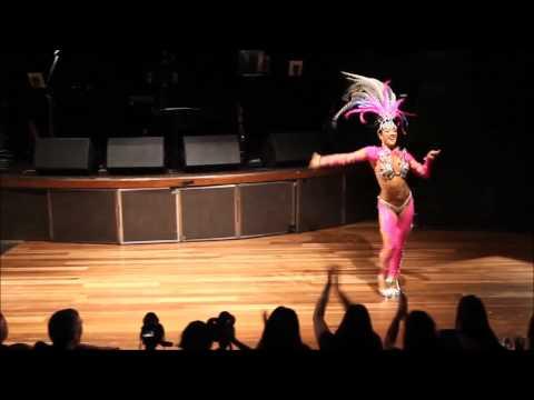 видео - бразильские танцы попой