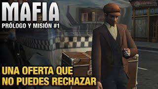Mafia: The City of Lost Heaven - Intro & Misión #1 - Una Oferta que no Puedes Rechazar
