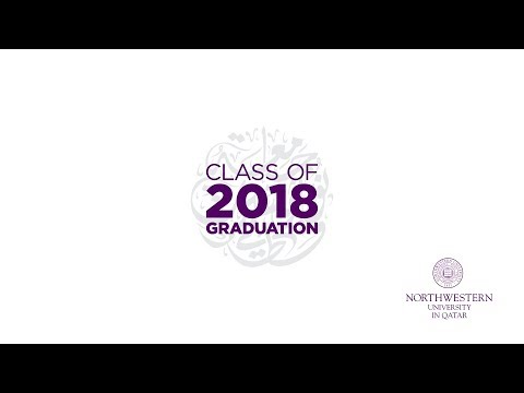 NU-Q Graduation Live Stream English