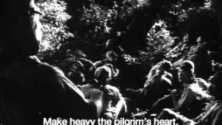 The Burmese Harp (1956) song scene english sub