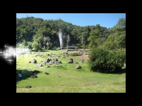 Park in thailand -  Phu Bo Bit Forest Park video