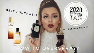 Worst Purchase , Best Purchase, How To Overspray and more | MY PERFUME COLLECTION |