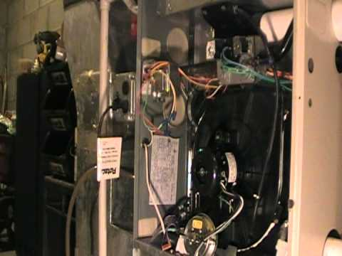 Carrier Wiring Diagram Ethernet Home Network Weathermaker9200 - Youtube