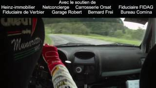 Rallye du Mont-Blanc 2016 / M. Rossetti - S. Fellay / Renault Clio S1600