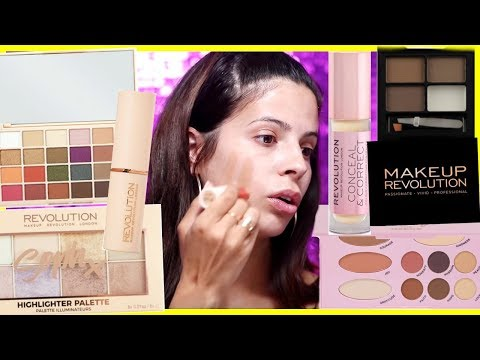 SHOCKING MAKEUP REVOLUTION PRODUCTS | HIT OR MISS?