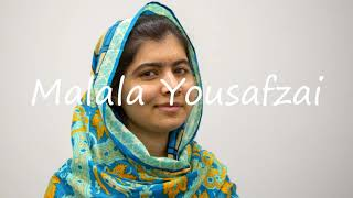 How to Pronounce Malala Yousafzai?