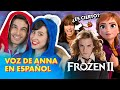 Entrevisto a Laura Pastor 🎙️ (Anna de Frozen, Hermione, etc)