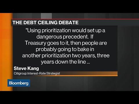 Bond Traders Worry Trump May Use Obama's Secret Debt Plan