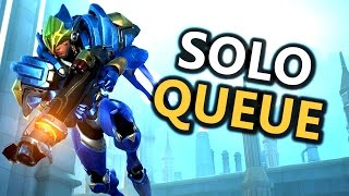 Should Overwatch Have Ranked Solo Queue?