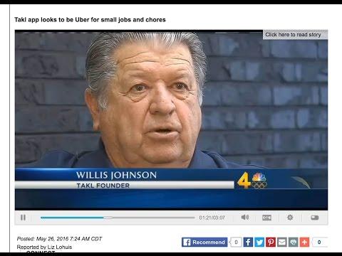 Takl on WSMV Channel 4 Nashville