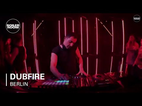 Dubfire Boiler Room Berlin DJ Set