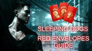 Sleeping Dogs - Red Envelopes Guide