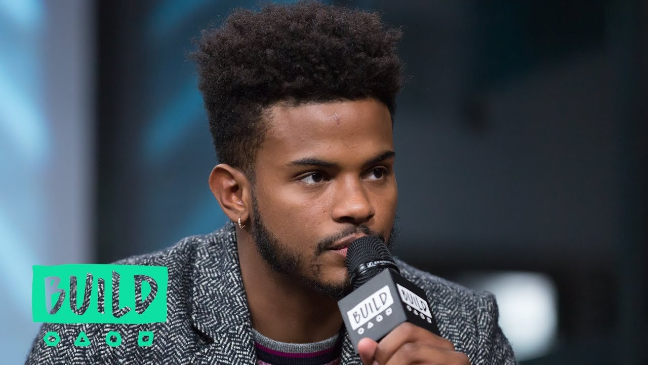 Trevor Jackson Swings By To Talk About Grown Ish Youtube