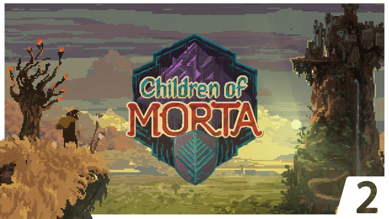 Download Children of Morta - #2 - IT'S SPIDER STOMPIN' TIME! (co-op gameplay)