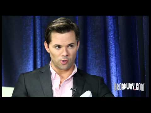 "Show People with Paul Wontorek Interview: ""Hedwig and the Angry Inch"" & ""Girls"" Star Andrew Rannells"