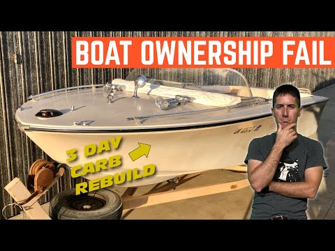 I SOLD My CHEAP 1966 SeaRay Boat BEFORE Getting It On The WATER