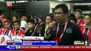 Siswa Indonesia Sabet Emas Olimpiade Matematika di Tiongkok