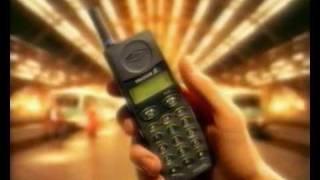 COMMERCIAL Ericsson GH 388 Mobiltelefon (1996)