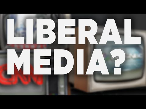 Here's Undeniable Proof That The Media Isn't Liberal, At All