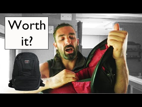 $200 backpack? || Tom Bihn Synapse 19 Review